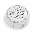 Concord Paper Weight - Lawyer