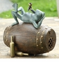 Connoisseur Frog Garden Sculpture by SPI Home