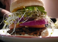 Cooking with Marcus: Vegetarian Black Bean Burgers, 6/17/14, 6pm