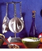 Crosby & Taylor Pewter Measuring Cups & Spoons (formerly Tin Woodsman)