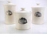 Crosby & Taylor (Tin Woodsman) Canister Set Whipping Cream - Dragonfly
