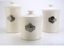Crosby & Taylor (Tin Woodsman) Canister Set Whipping Cream - Fish