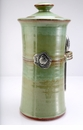 Crosby & Taylor (Tin Woodsman) Coffee Canister Pistachio - Fish