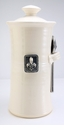 Crosby & Taylor (Tin Woodsman) Coffee Canister Whipping Cream - Fleur de Lys