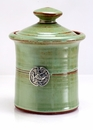 Crosby & Taylor (Tin Woodsman) Pistachio Garlic Pot - Fish