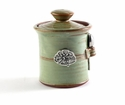 Crosby & Taylor (Tin Woodsman) Pistachio Salt Pot - Dragonfly