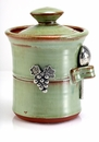 Crosby & Taylor (Tin Woodsman) Pistachio Salt Pot - Vineyard