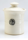 Crosby & Taylor (Tin Woodsman) Whipping Cream Garlic Pot - Fish