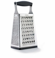 Cuisipro 4 Sided Box Grater with Bonus Ginger Grater