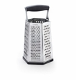 Cuisipro 6 Sided Boxed Grater with Bonus Ginger Grater