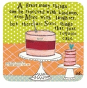 Curly Girl 20 ct Cocktail Napkins - Require Cake