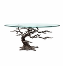 Cypress Tree Coffee Table by SPI Home