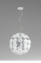 Dandelion 6 Light Pendant by Cyan Design