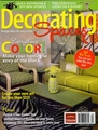 Decorating Spaces Magazine - April 2006