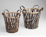 Decorative Baskets & Containers