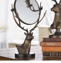 Deer Mirror by SPI Home