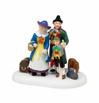 Department 56 Alpine Village Willkommen To Octoberfest Family