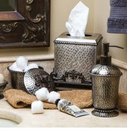 Designer Bath & Vanity Accessories