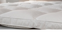 Down Inc. CA King Down Alternative Featherbed
