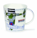 Dunoon Airplane Mug 16.2oz.