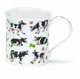 Dunoon Bute Animals Galore Cow Mug