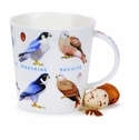 Dunoon Cairngorm Birds and Eggs Birds of Prey Mug