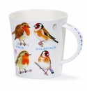Dunoon Cairngorm Birds and Eggs Garden Mug