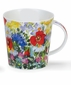 Dunoon Cairngorm Country Flowers Poppy 16.2oz Mug