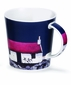 Dunoon Cairngorm Highland Retreat Mug - Bike