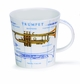 Dunoon Cairngorm Music Icons Mug - Trumpet