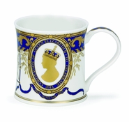 Dunoon Coffee Mugs - London, Flags & British Royalty