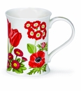 Dunoon Cotswold Ashbourne Red Mug