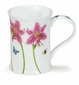 Dunoon Cotswold Floral Studies Lily 11.1oz Mug