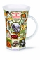 Dunoon Glencoe Extinct & Endangered Species Mug