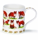 Dunoon Iona Wild Country Mug - Fox