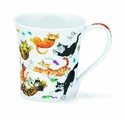 Dunoon Jura Cats Galore Mug