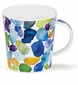 Dunoon Lomond Blobs! Blue 10.8oz Mug