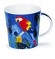 Dunoon Lomond Flight of Fancy Mug - Macaw