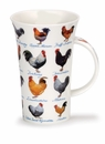 Dunoon Mug Chicken Breeds Mug - (16.9 Oz.)