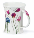 Dunoon Mug Cottage Flowers Sweet Pea Mug (11.1 Oz)