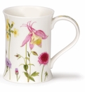 Dunoon Mug Flower Border Mug No. 3 Aquilegia (11.1 Oz.)
