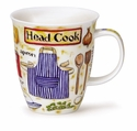 Dunoon Mug Head Cook Mug (16.2 Oz.)