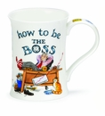 Dunoon Mug - How to Boss Mug 11.1 Oz.