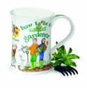 Dunoon Mug - How to Garden Mug 11.1 Oz.
