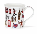 Dunoon Mug London Galore (10.1 Oz)