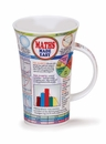 Dunoon Mug Math Made Easy Mug - (16.9 Oz.)