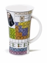 Dunoon Mug Periodic Table Mug (16.9 Oz.)