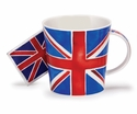 Dunoon Mug Union Jack Oversized Mug - (16.2 Oz.)