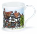 Dunoon Mug - Village Inns - King's Head Inn 10 Oz.