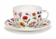 Dunoon Tea Cup and Saucer Set
